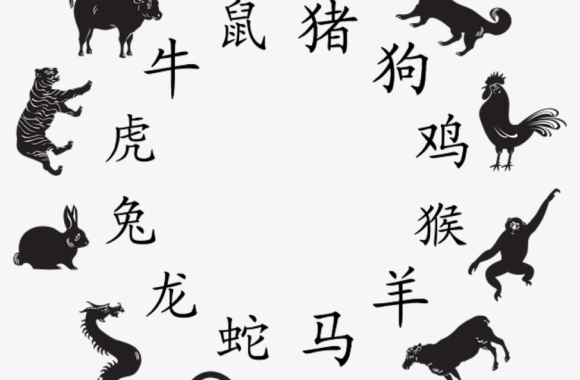 chinese animal 12 year zodiac